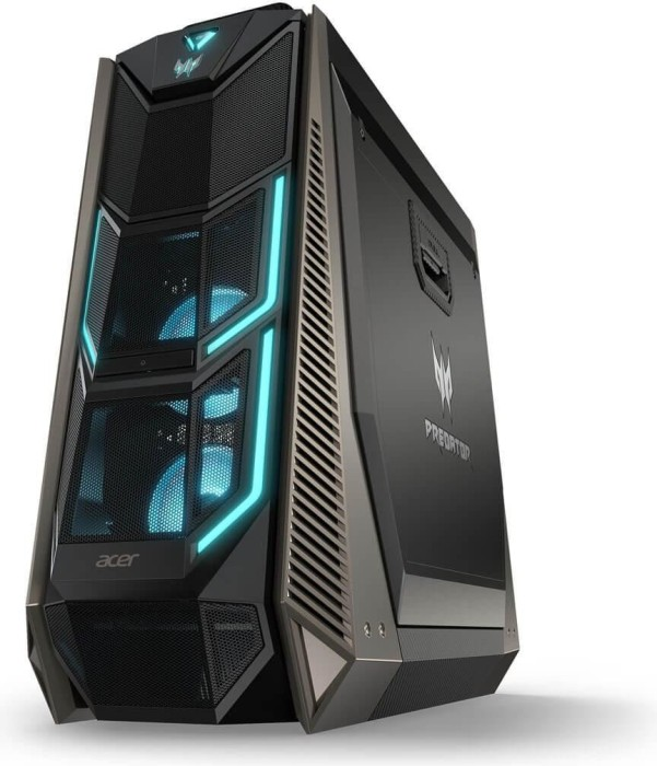 Acer Predator Orion 9000, Core i7-8700K, 16GB RAM, 2TB HDD, 512GB SSD, GeForce GTX 1080 Ti (DG.E0KEG.009)