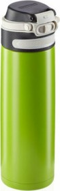 Leifheit Isolierbecher Flip 600ml kiwi Trinkflasche (03277)
