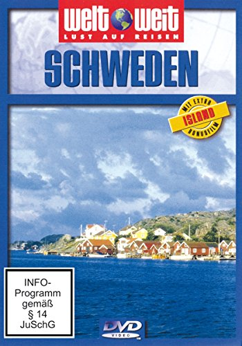 Reise: Schweden -- via Amazon Partnerprogramm