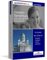 Sprachenlernen24 Finnisch Aufbaukurs (deutsch) (PC)