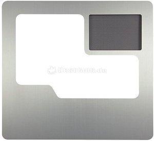 Lian Li Seitenteil mit Sichtfenster und Mesh für V1000, silber (W-V1000AP) -- © caseking.de