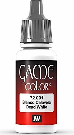 Vallejo Game Color 001 skull white (72.001) -- via Amazon Partnerprogramm