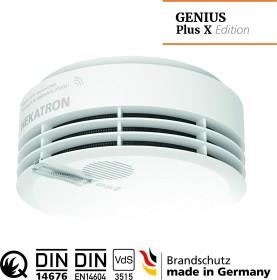 Hekatron Genius Plus X, Rauchwarnmelder (31-5000030-02-01 / 31-5000049-02-01)