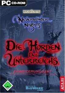 Neverwinter Nights: Die Horden des Unterreichs (Add-on) (German) (PC)