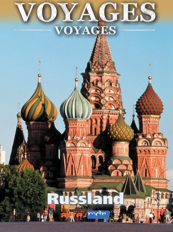 Reise: Russland -- via Amazon Partnerprogramm