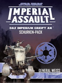 Star Wars: Imperial Assault - General Weiss Villain Pack (Expansion)