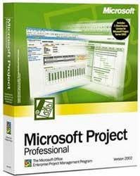 Microsoft Project 2003 Professional, EDU/SSL inkl. 1 User CAL (englisch) (PC) (H30-00572)