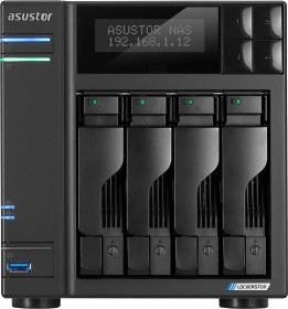 Asustor AS6604T Lockerstor 4, 2x 2.5GBase-T (90-AS6604T00-MD30)