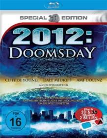 2012: Doomsday (3D) (DVD)