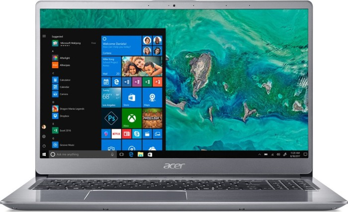 Acer Swift 3 SF315-52G-531A Sparkly Silver (NX.GZAEG.002)