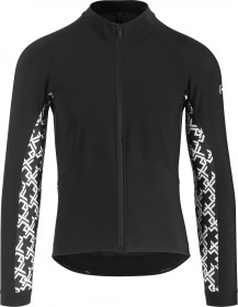 Assos Mille GT spring fall jersey long-sleeve blackSeries (men) (11.24.273.18)