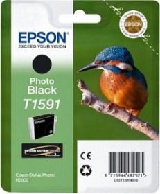 Epson Tinte T1591 schwarz photo (C13T15914010)