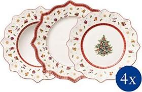 Villeroy & Boch Toy's Delight plate set, 12-piece. (1485858816)
