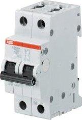 ABB Sicherungsautomat S200, 2P, C, 32A (S201-C32NA)