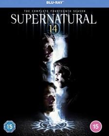 Supernatural Season 14 (Blu-ray) (UK)