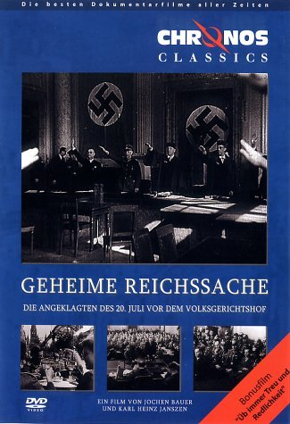 Geheime Reichssache -- via Amazon Partnerprogramm