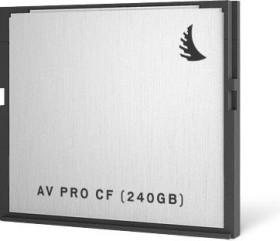 Angelbird R540/W380 CFast 2.0 CompactFlash Card [CFAST2.0] AV PRO 240GB, 4er-Pack (AVP240CFX4)