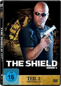The Shield Season 3 (DVD)