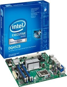 Intel Executive Series DQ45CB bulk