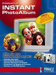Pinnacle Instant Photo Album OEM/DSP/SB (PC)