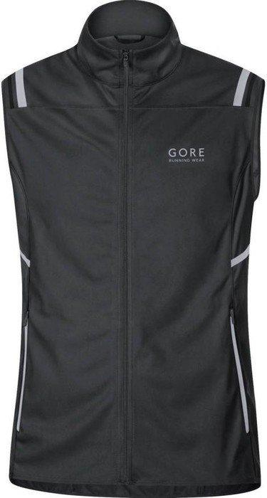 Gore Running Wear Mythos 2.0 Windstopper Soft Shell Light kamizelka do biegania (męskie) -- ©keller-sports.de