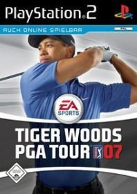 EA Sports Tiger Woods PGA Tour 2007 (PS2)