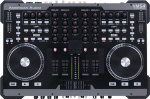 American audio VMS4 DJ software controller, USB