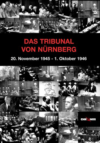 Das Tribunal von Nürnberg -- via Amazon Partnerprogramm