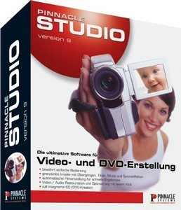 Pinnacle Studio 9.0 SE OEM/DSP/SB (PC)