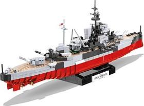 Cobi Historical Collection WW2 HMS Warspite (4820)
