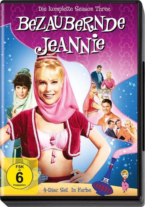 Bezaubernde Jeannie Staffel 3