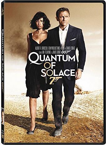 James Bond - Quantum of Solace (UK) -- via Amazon Partnerprogramm