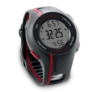 Garmin Forerunner 110 HR black/red (010-00863-13)