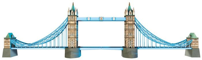 Ravensburger puzzle Tower Bridge (12559)