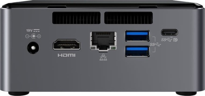 Intel NUC kit NUC7i3BNHX1 - Baby Canyon, 16GB Optane SSD  (BOXNUC7I3BNHX1/BOXNUC7I3BNHX1L)
