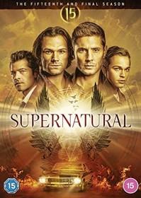 Supernatural Season 15 (DVD) (UK)