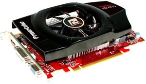 PowerColor Radeon HD 6770, 1GB GDDR5, VGA, DVI, HDMI (AX6770 1GBD5-H)