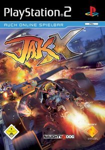 Jak X - Combat Racing (deutsch) (PS2)
