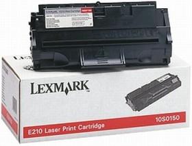 Lexmark Toner 10S0150 schwarz