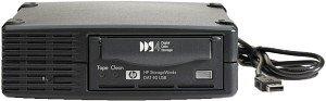HP StorageWorks DAT 40e, 20/40GB, extern/USB 2.0 (DW023A)