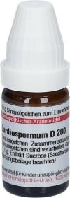 DHU Cardiospermum Globuli D200, 10g