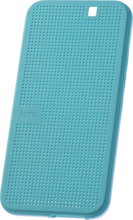 HTC HC-M232 Dot View Ice Case für One M9 türkis