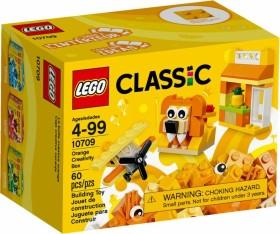 LEGO Classic - Kreativ-Box orange (10709)