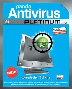 Panda Software: Antywirusy Platinum 7.0 OEM/DSP/SB (PC) (100016)