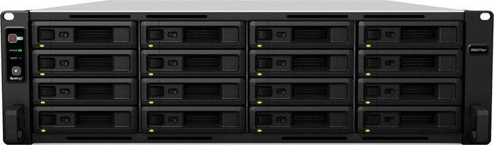 Synology RackStation RS4017xs+ 128TB, 2x 10GBase-T, 4x Gb LAN, 3HE