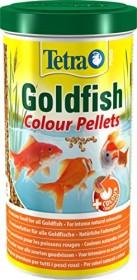 Tetra Pond Goldfish Colour Pellets, 1l