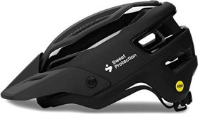 Sweet Protection Trailblazer MIPS Helm matte black (845104-MBLCK)
