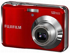 Fujifilm FinePix AV120 red