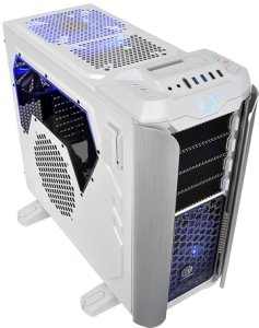 Thermaltake Armor Revo Snow Edition with side panel window (VO200M6W2N)