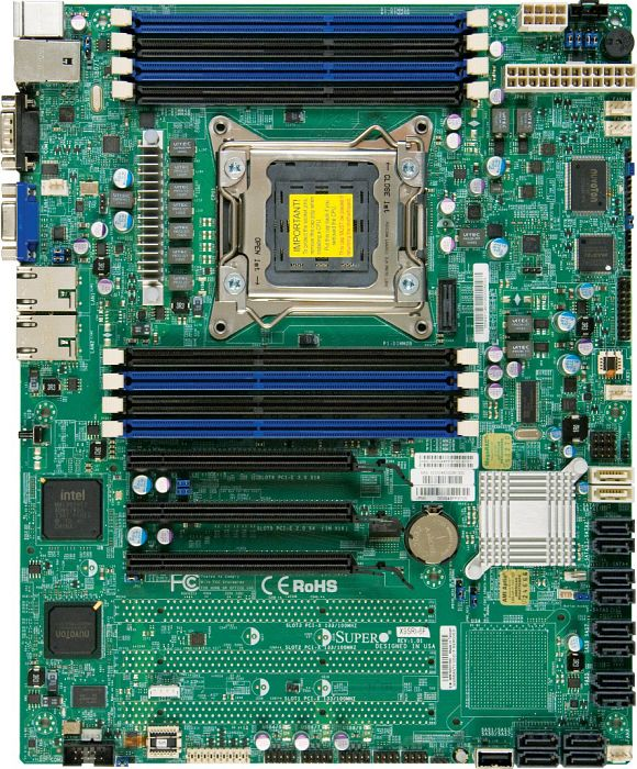 Supermicro X9SRi-F retail, C602 (Socket 2011, dual PC3-12800R reg ECC DDR3) (MBD-X9SRi-F-O)